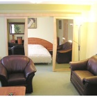 Luxury room (with one double bed)